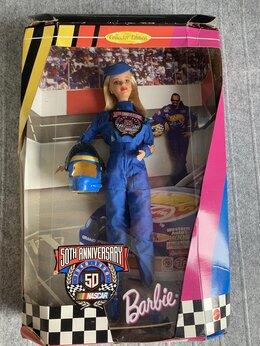 Куклы и пупсы - Барби / Bаrbie Nаsсаr коллекционная 1998 г, 0