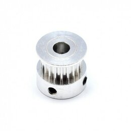 Принтеры и МФУ - Зубчатый шкив GT2-6, 20 зубьев 8мм, 0