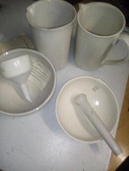 Лабораторное оборудование - лабораторная посуда, 0