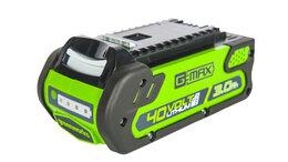 Аккумуляторы и зарядные устройства - Аккумулятор GreenWorks G40B3, 0