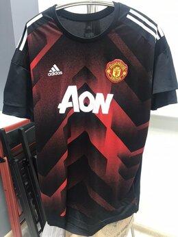 Футболки и майки - Футболка Манчестер Юнайтед. Adidas. Размер XL, 0