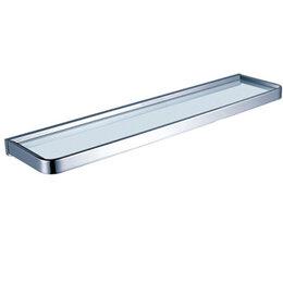 Полки, шкафчики, этажерки - Полка стеклянная 51,5 см AVS-868003, 0