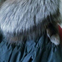 """Пуховики - Пуховик-пальто, """"премиум"""", с чернобуркой, р.42-44 (S), 0"""