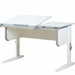 Компьютерные и письменные столы - Парта Дэми СУТ 25 White, 0