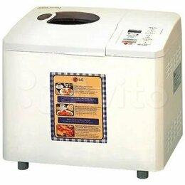 Хлебопечки - Хлебопечка автоматическая LG модель HB-152CE, 0