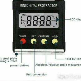 Измерительные инструменты и приборы - Цифровой уклономер уровня, 0