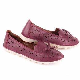 Туфли - Туфли кожа нат. р.37, 0