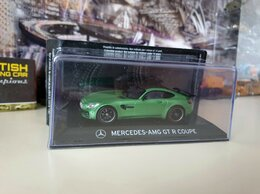 Модели - Mercedes-AMG GT R Coupe C190 1/43 Altaya, 0
