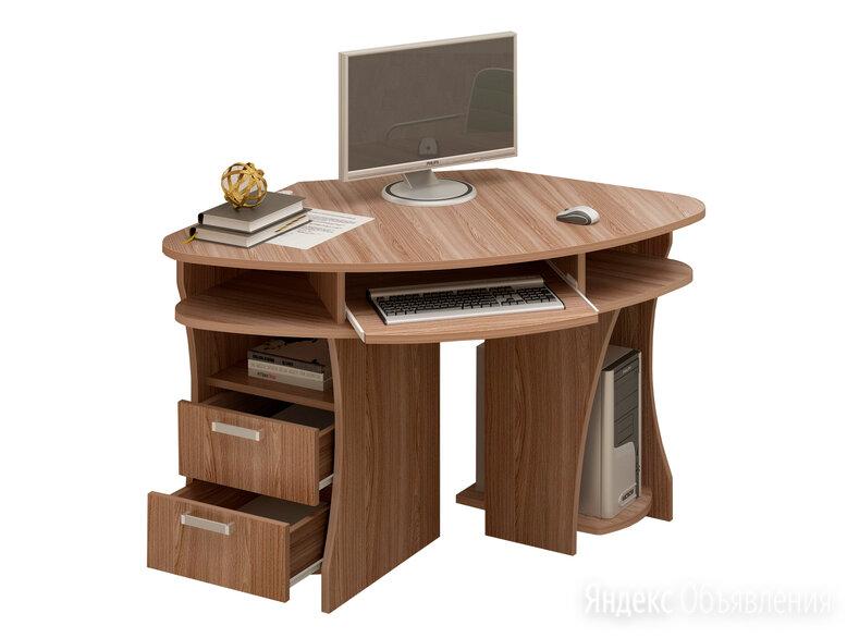 Компьютерный стол СКУ-12 ЛДСП по цене 5990₽ - Компьютерные и письменные столы, фото 0