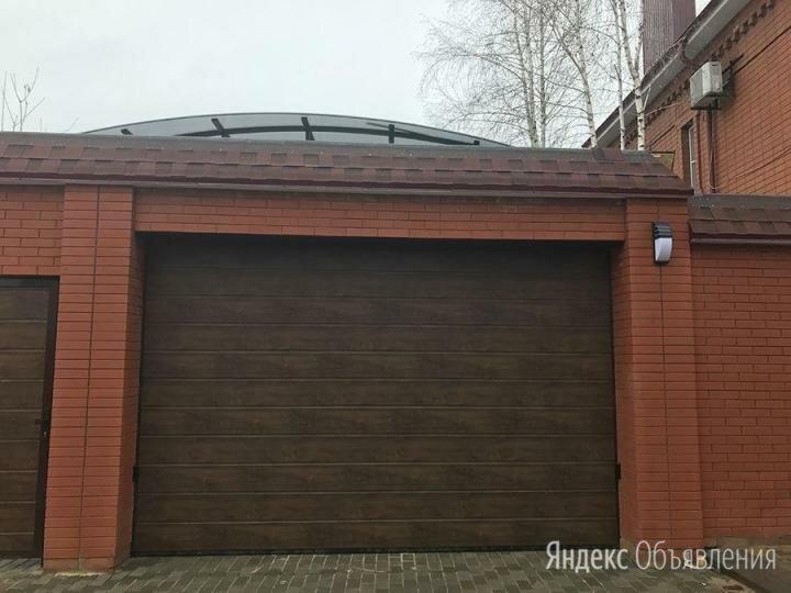 Ворота Секционные alutech 2700*2000 по цене 52600₽ - Заборы, ворота и элементы, фото 0
