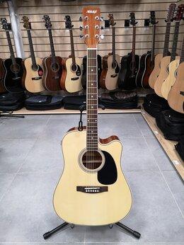 Акустические и классические гитары - Новая электро-акустическая гитара Homage, 0