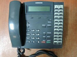 VoIP-оборудование - Цифровой телефон Samsung KPDCS 24B, 0