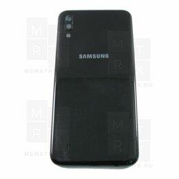 Насадки и крышки на объективы - Samsung M105 задняя крышка черная, 0