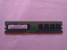 Модули памяти - Оперативная память DDR2 для компьютера, 0