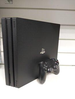 Игровые приставки - Sony PlayStation 4 Pro 1 Tb, 0