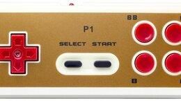Игровые приставки - Геймпад беспроводной Retro Genesis Controller P2…, 0