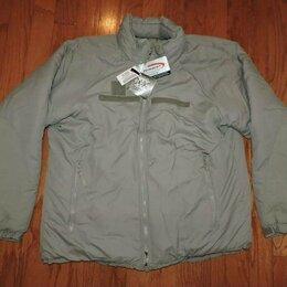 Одежда и обувь - зимняя куртка новая Ecwcs gen iii слой 7 охота рыбалка , 0