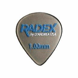 Аксессуары и комплектующие - D'Andrea RDX551 1.25 медиатор стандартной…, 0