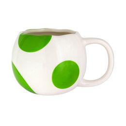 Кружки, блюдца и пары - Кружка Yoshi Egg Shaped Mug, 0