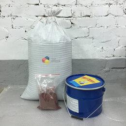 Садовые дорожки и покрытия - Резиновая крошка-готовый комплект 5м2, цветной, 0