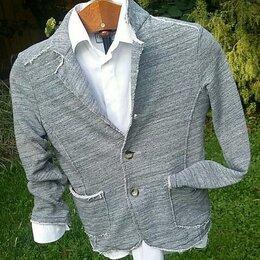 Пиджаки - Италия Пиджак-Кардиган Sisley+рубашка в Подарок, 0