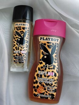 Наборы - Подарочный набор Playboy Play it Wild женский, 0