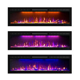 Обогреватели - электрокамин встройка Royal flame Crystal 60 RF, 0