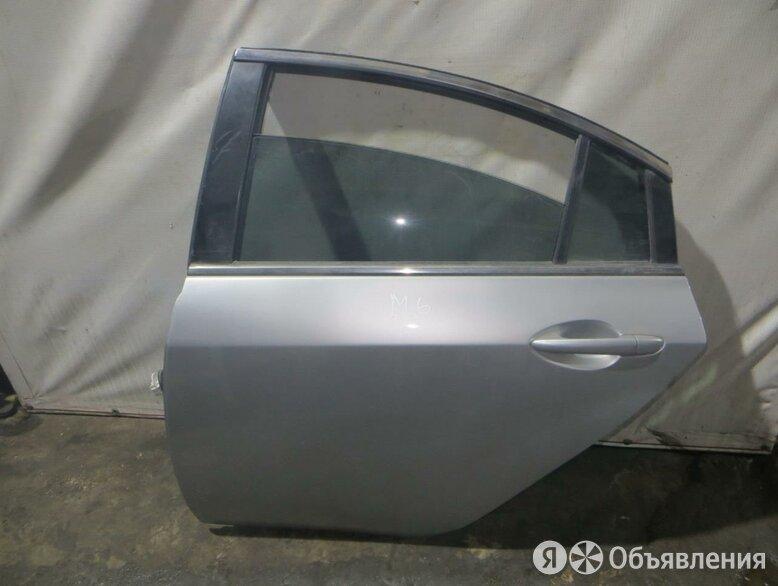 Стекло L заднее Mazda 6 GH б\у(GS8S735119D) по цене 800₽ - Интерьер , фото 0