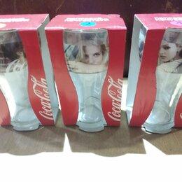 Бокалы и стаканы - Бокалы кока-кола, 0