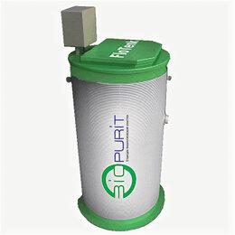 Аксессуары, комплектующие и химия - Станция биологической очистки FloTenk BioPurit (Биопурит) 5 с подводящей трубой , 0