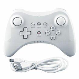 Игровые приставки - Контроллер Wii U Pro Controller Белый НК (Wii U), 0