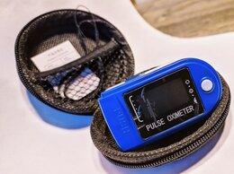 Приборы и аксессуары - Пульсоксиметр электронный, 0