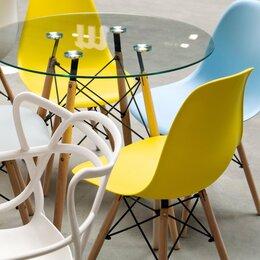 """Мебель для кухни - Стол """"Eames"""" стеклянный, 0"""