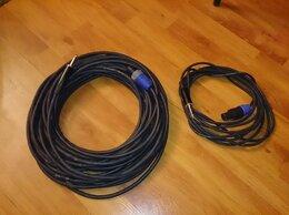 Кабели и разъемы - Фирменные студийные сигнальные аудио кабели…, 0