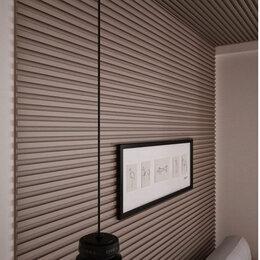 Фактурные декоративные покрытия - 3D панели, декоративный кирпич, 0