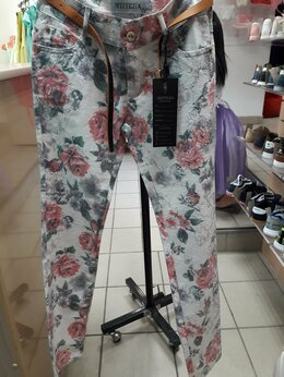 Брюки - брюки для девочек лето новые, 0
