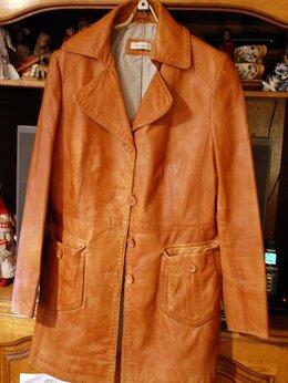 Куртки - Женский жакет из наппы, 0