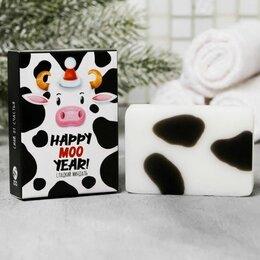 Мыло - Мыло Happy Moo Year, сладкий миндаль, 0