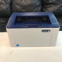 Принтеры, сканеры и МФУ - Принтер лазерный Xerox Phaser 3220 , 0