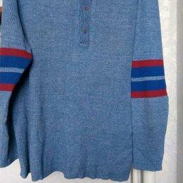 Свитеры и кардиганы - кофта-рубашка машинная вязка, 0