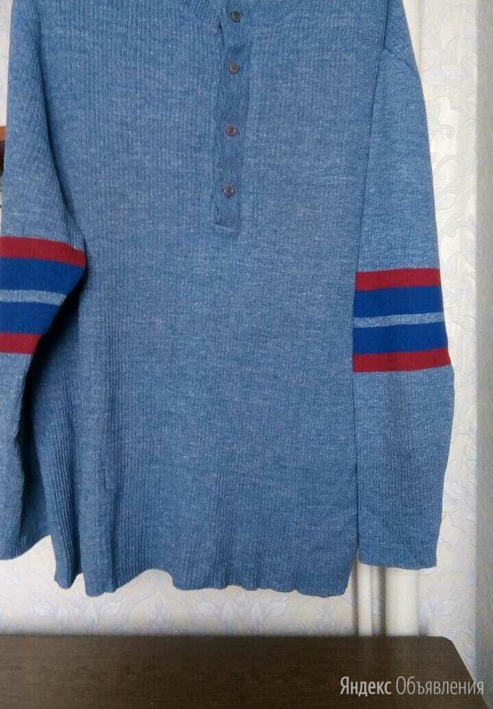 кофта-рубашка машинная вязка по цене 500₽ - Свитеры и кардиганы, фото 0