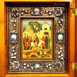 Иконы - Икона Вход Господень в Иерусалим, 0