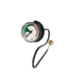 Измерительные инструменты и приборы - Манометр Deluxe S 13-35k 30020258A, 0