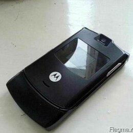 Мобильные телефоны - Новый Motorola RAZR V3 (оригинал, комплект), 0