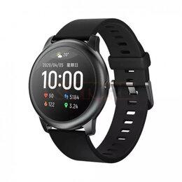 Умные часы и браслеты - Умные часы Haylou Smart Watch Solar RU (черный)…, 0