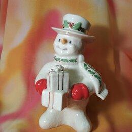 Статуэтки и фигурки - Снеговик, 0