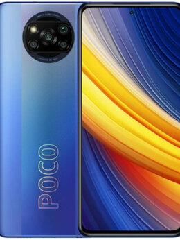 Мобильные телефоны - Xiaomi Poco X3 Pro 6 128gb Синий, 0