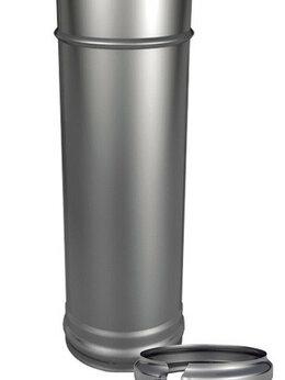 Дымоходы - 200х260 L-0,5м из 0,5 мм 316 сталь сэндвич…, 0