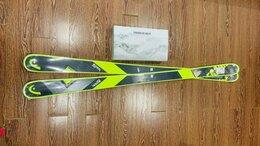 Горные лыжи - Новые лыжи твинтип Head FrameWall 176cm +…, 0