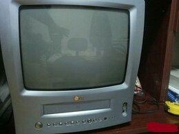Телевизоры - Видеодвойка LG, 0
